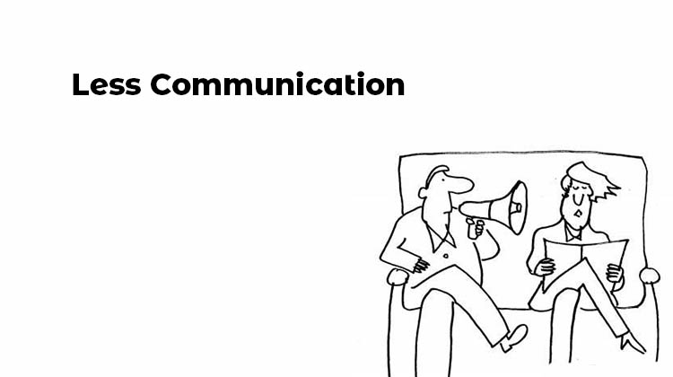 Less-Communication How To Ignore Your Boyfriend To Teach Him A Lesson