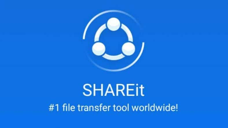 SHAREit Most Unique Android Apps