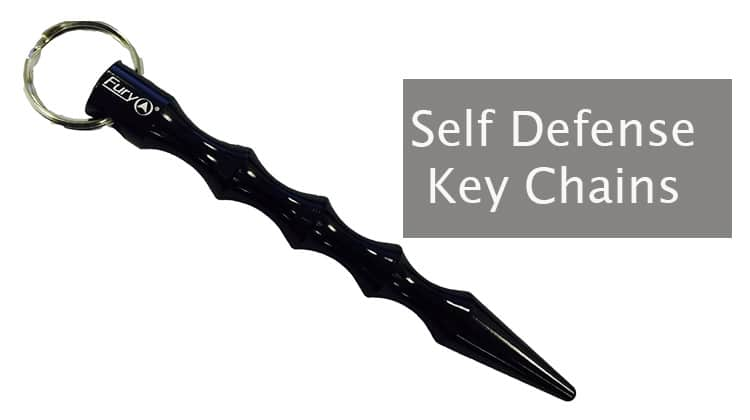 Self Defense Key Chains