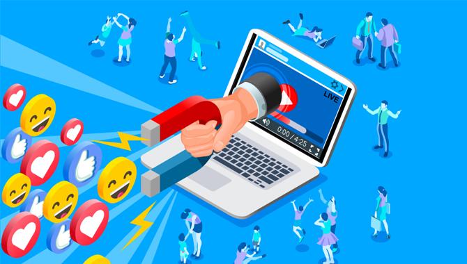 Take Advantages of Social Media