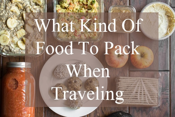 Food To Pack When Traveling Abroad