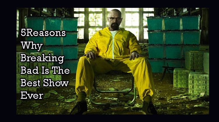 Why Breaking Bad Is The Best Show Ever
