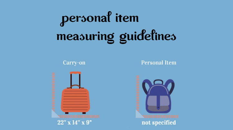 personal-item-measuring-guidelines