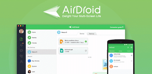 airdroid Best Unknown Android Apps