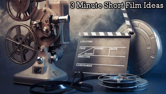 3-Minute-Short-Film-Ideas