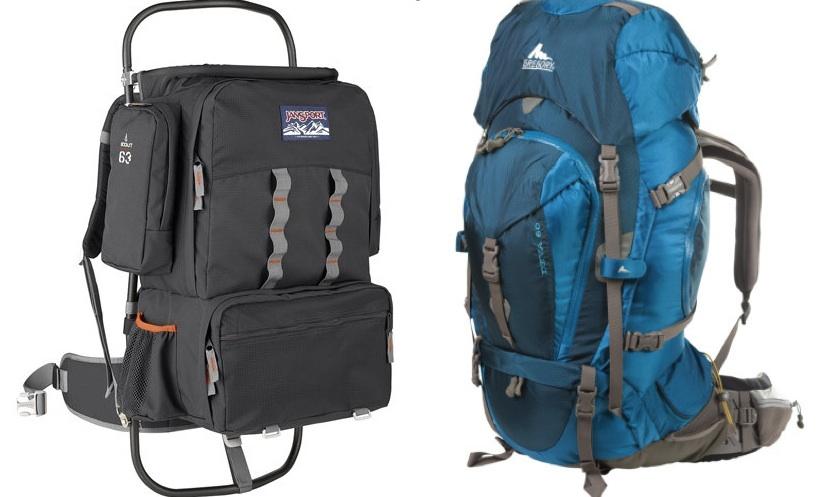 Backpack vs Rucksack