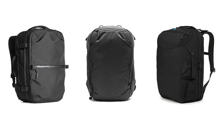 Best Travel Backpack Size