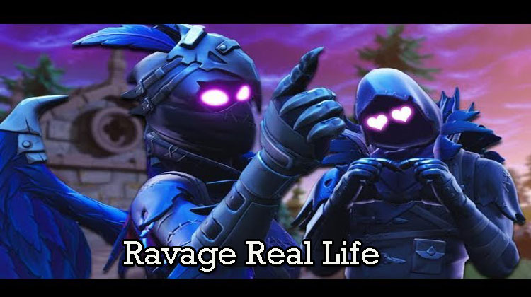 Ravage-real-life