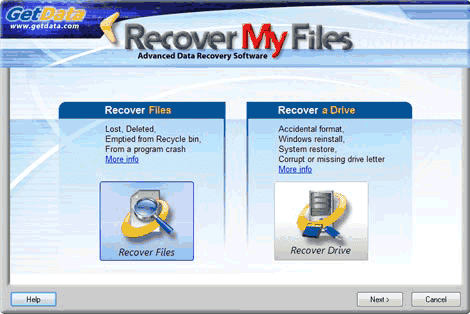 Retrieve Lost Files Using Data Recovery Software Application