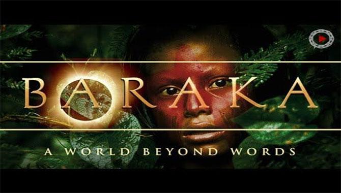 1.Baraka (1992)
