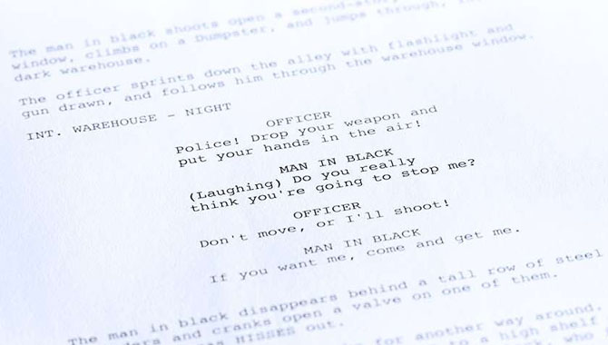 2.Read More Short Films Script