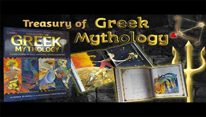 3.Treasure of Greek Mythology