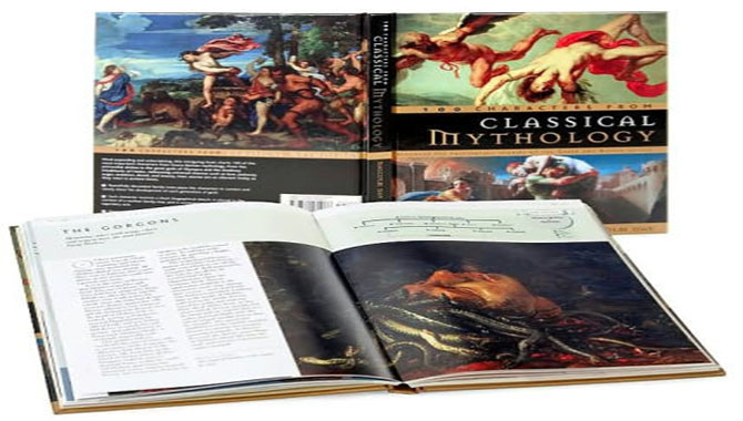 6.100 Characters from Classical Mythology