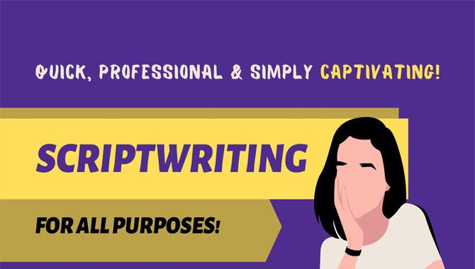 8.Write the Original Script