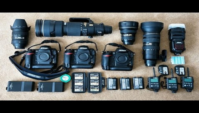 9.Gather Your Equipment