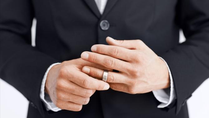 Is He Married