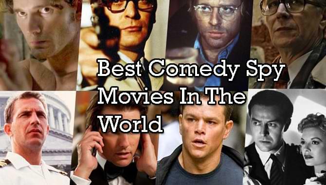 Comedy Spy Movies