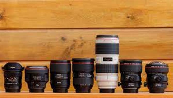 Mix Up Your Lens Choices