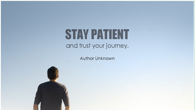 Stay Patient
