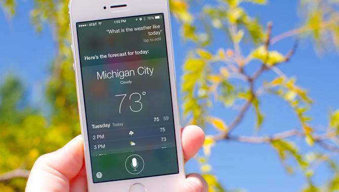 Test With Siri App