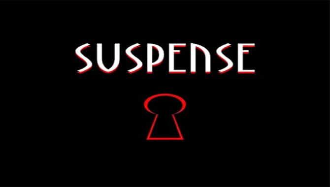 Types of Suspense