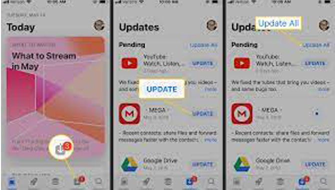 Update All Apps