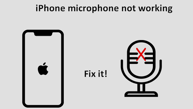 iPhone 8 Microphone Not Working Effective And Easy Problem Troubleshooting And Fixing