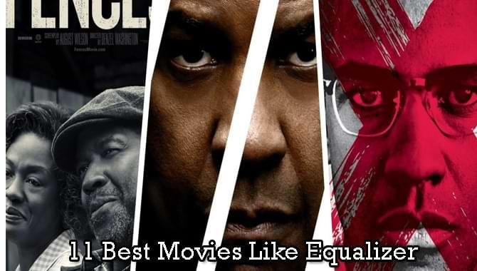 Movies Like Equalizer