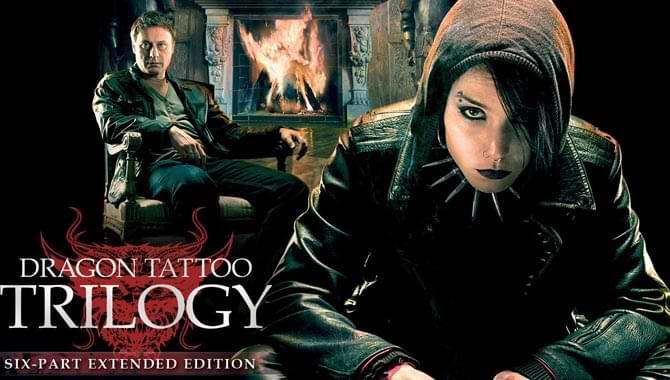 The Dragon Tattoo Trilogy
