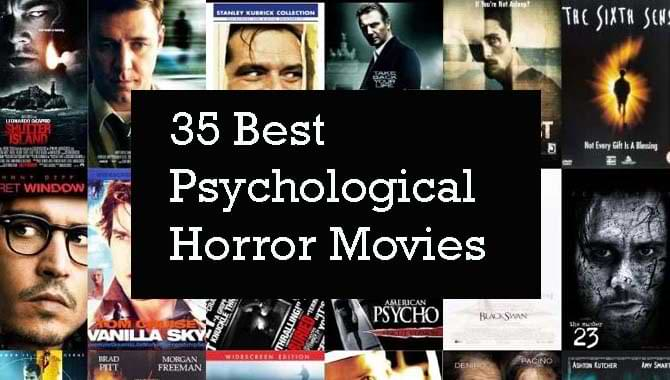 best psychological horror movies