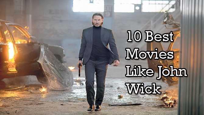 movies like john wick